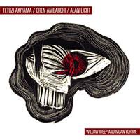 TetuziAkiyama / OrenAmbarchi / AlanLicht: Willow Weep And Moan for Me